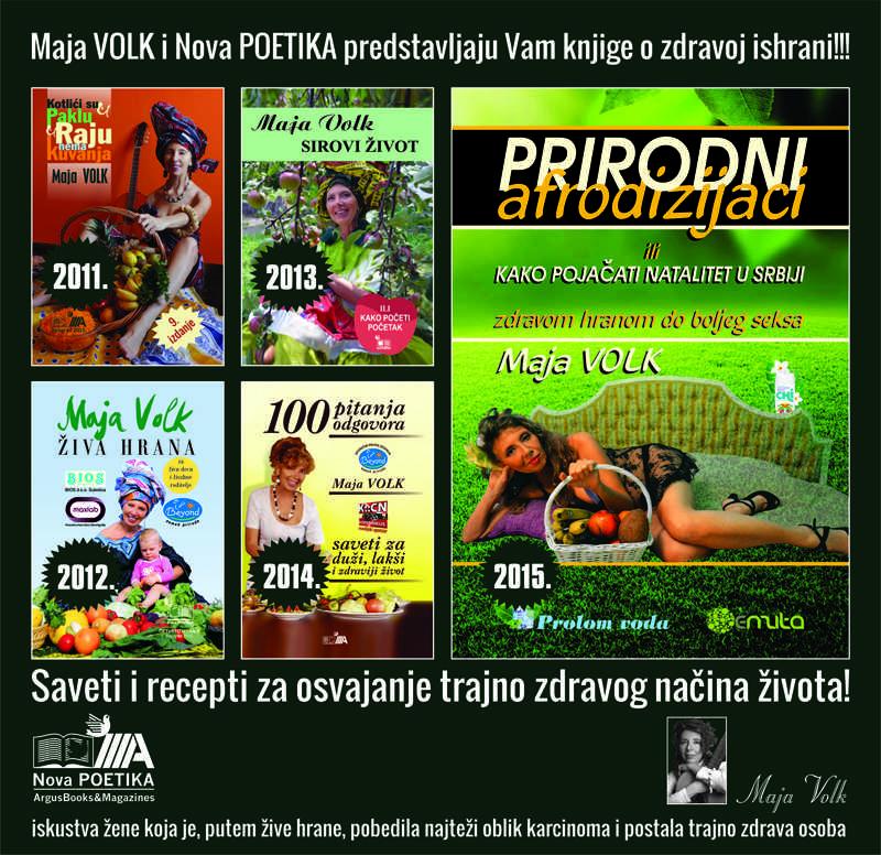 Maja Volk – zdravi stilovi života!